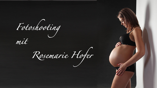 Schwangerschafts-Fotoshooting